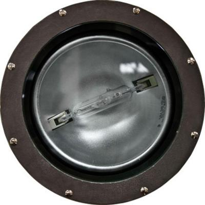 Brantley 1-Light Bronze Outdoor In-Ground Well Light Product Photo