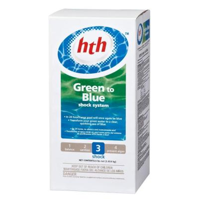 HTH Green to Blue Shock System