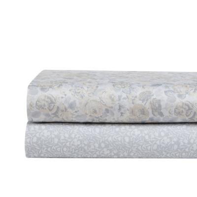 Winnie Floral 200-Thread Count Cotton Sheet Set