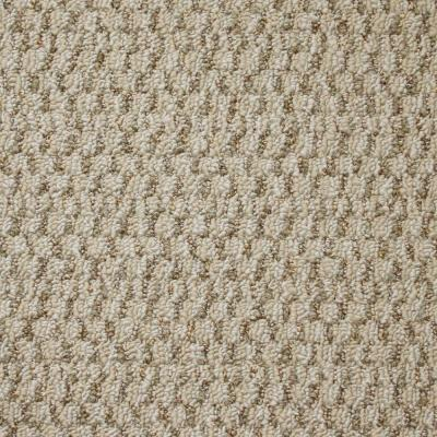 TrafficMASTER State of the Art - Color Panama Textured Graphic Berber 12 ft. Carpet