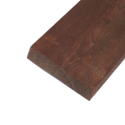 null Pressure-Treated Lumber HF Brown Stain (Common: 2 in. x 12 in. x 14 ft.; Actual: 1.5 in. x 11.25 in. x 168 in.)