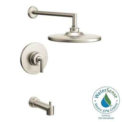 Arris Posi-Temp Eco-Performance Single-Handle 1-Spray Tub and Shower Faucet in