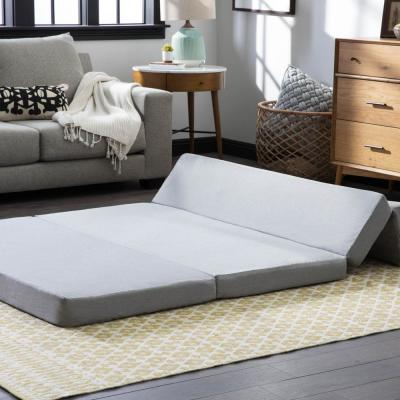 Comfort Collection 4 Inch Gel Folding Sofa