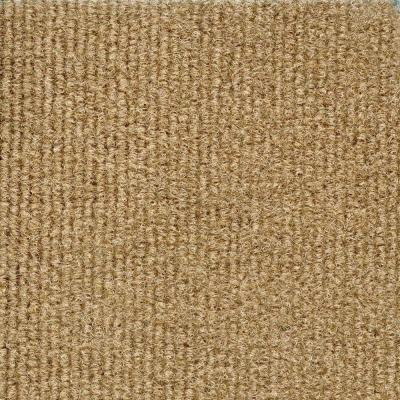 Casual Day - Color Taupe Indoor/Outdoor 12 ft. Carpet