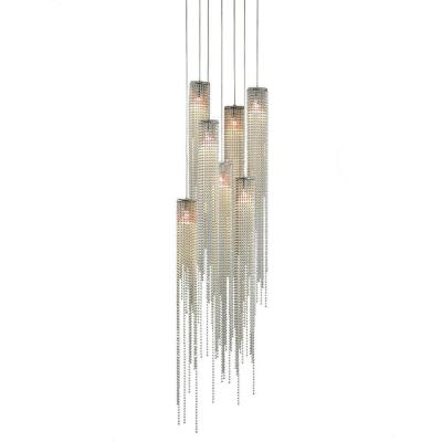NOVA Bead 7-Light Pendant 6343