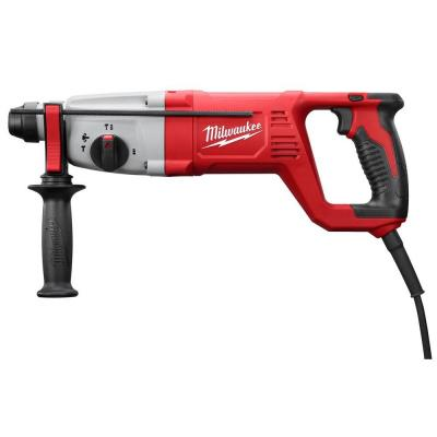 Milwaukee 1 in. SDS D-Handle Rotary Hammer