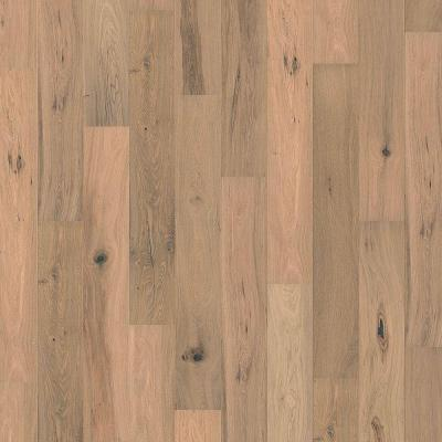 Alaska Oak 19/32 in. Thick x 7-31/64 in. Wide x 74-51/64 in. Length Engineered Hardwood Flooring (23.31 sq. ft. / case) Product Photo