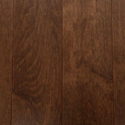 American Originals Carob Maple 3/4 in. Thick x 5 in. Wide x Random Length Solid Hardwood Flooring (23.5 sq. ft. / case) Product Photo