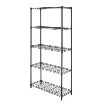 Supreme Shelving Collection 36 in. x 72 in. Supreme 5-Tier Shelving