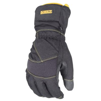 Cold Weather 100g Insulation Performance Work Glove - Large