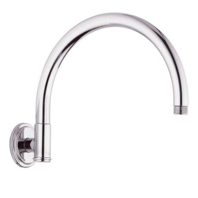 Rainshower Rustic 10 in. Retro Shower Arm in Polished Nickel Product Photo
