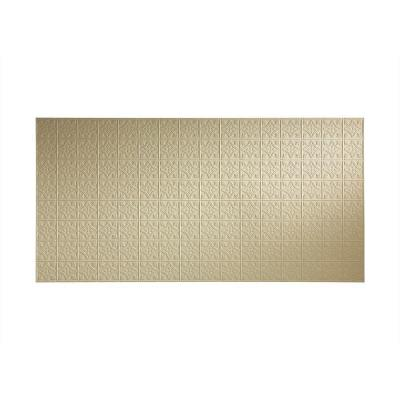 96 in. x 48 in. Traditional 1 Decorative Wall Panel in