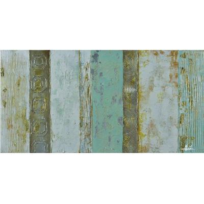"28 in. H x 56 in. W ""Rustic Charm"" Artwork in"