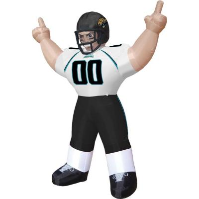 null 8 ft. Inflatable NFL Jacksonville Jaguars Player Tiny - $99 VALUE