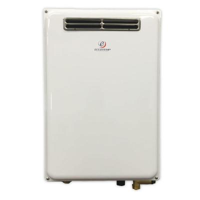 6.8 GPM Outdoor Liquid Propane Gas Tankless Water Heater Product Photo