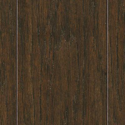 HS Distressed Lennox Hickory 3/8 in. T x 3-1/2 in. and 6-1/2 in. W x 47-1/4 in. L Click Lock Hardwood(26.25 sq.ft./case) Product Photo