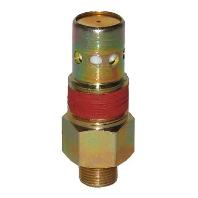 Powermate 1/2 in. NPT x 3/8 in. Tube with 1/8 in. Bleeder Check Valve