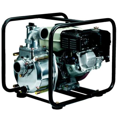 2 in. 3.5 HP Semi-Trash Pump with Engine Product Photo