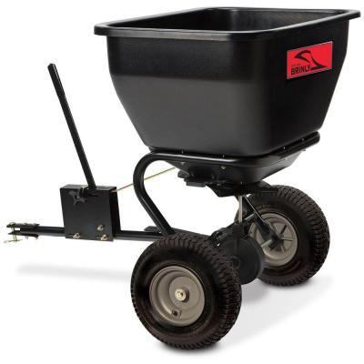 Brinly-Hardy 175 lb. 3.5 cu. ft. Tow-Behind Broadcast Spreader