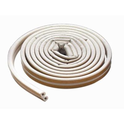 Premium 5/16 in. x 17 ft. White Weather Stripping Tape for
