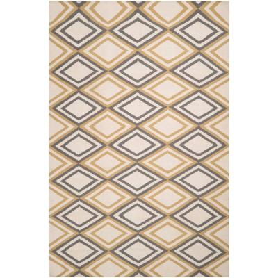 Artistic Weavers Tonsberg Ivory 2 ft. x 3 ft. Flatweave Accent Rug