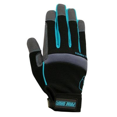 Firm Grip Women's Medium/Large All-Purpose Gloves
