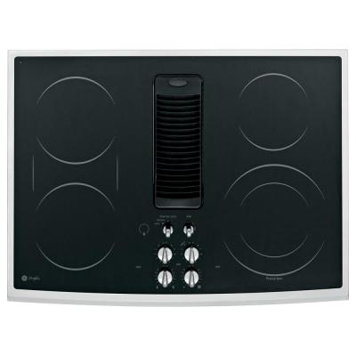 GE Profile 30 in. Glass Ceramic Downdraft...