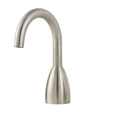 Pfister Contempra 2-Handle Deck-Mount Roman Tub Faucet Trim Kit in Brushed Nickel (Valve and Handles Not Included)-DISCONTINUED