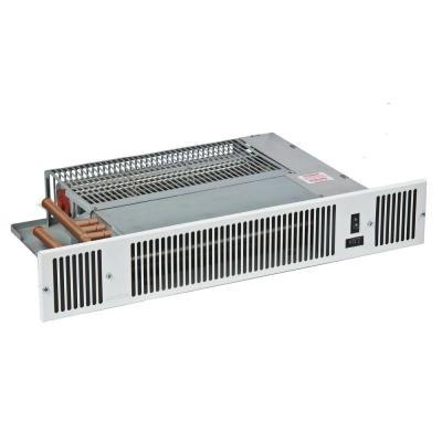 Whispa III Under Counter Fan Convector - Hydronic - Heat Only