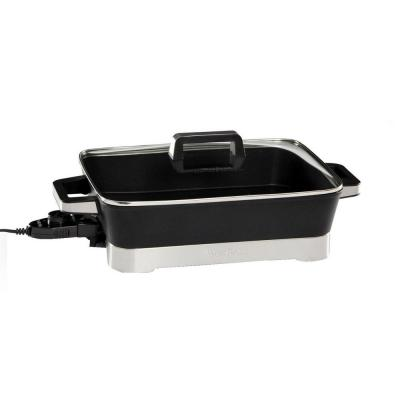 West Bend 13.1 in. Electric Skillet