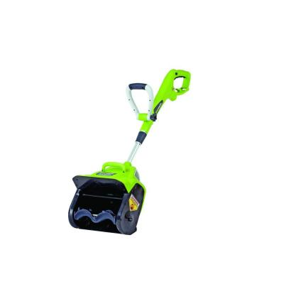 Greenworks 12 in. Corded Electric Snow Blower Shovel