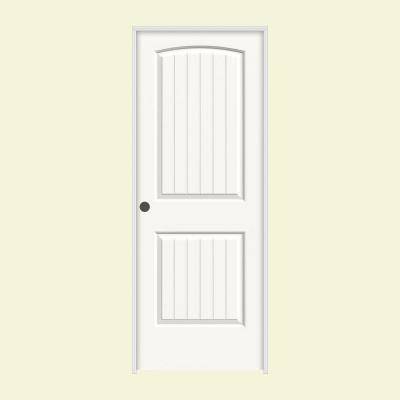 Composite Single Prehung Interior DoorTHDJW137500649  The Home Depot