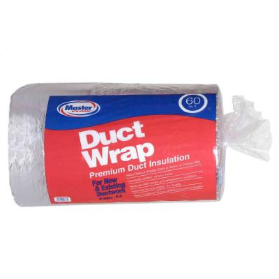null 60 sq. ft. R-6 Insulated Duct Wrap