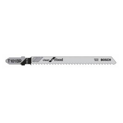 4 in. 10 TPI Jig Saw Blade (5-Pack)