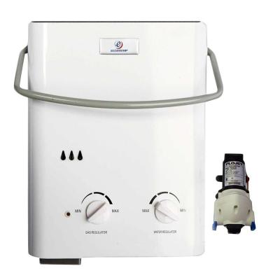 L5 1.2 GPM Tankless Water Heater with Flojet Pump Product Photo