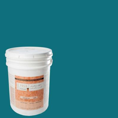 YOLO Colorhouse 5-gal. Dream .06 Flat Interior Paint-DISCONTINUED