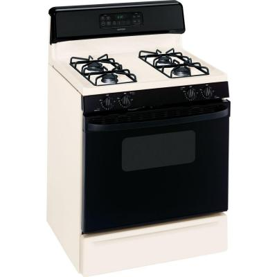 Hotpoint 4.8 cu. ft. Gas Range with...