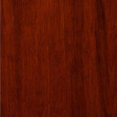 Equinox Click Lock Strand Woven Bamboo Flooring - 5 in. x