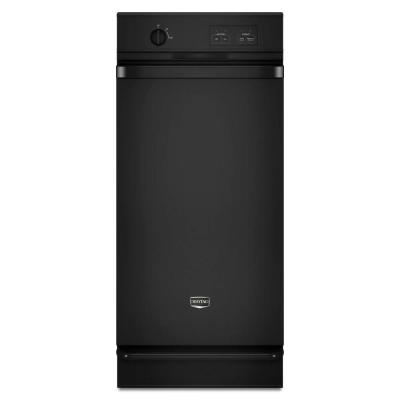Maytag 15 in. Built-In Trash Compactor in Black-DISCONTINUED