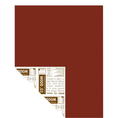 YOLO Colorhouse 12 in. x 16 in. Wood .03 Pre-Painted Big Chip Sample