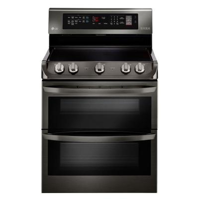 7.3 cu. ft. Double Oven Electric Range with ProBake Convection in