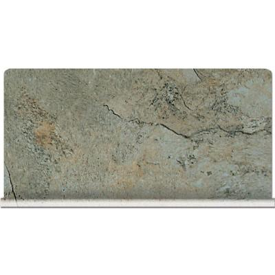 Franciscan Slate Coastal Azul 6 in. x 12 in. Glazed Porcelain Cove Base Floor and Wall Tile Product Photo