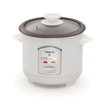Presto 6 Cup Automatic Electric Rice Cooker-DISCONTINUED