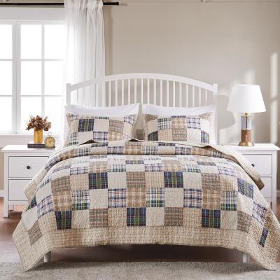 Oxford Quilt Set