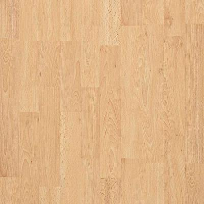 Pergo Presto Beech Blocked Laminate Flooring 5 In X 7