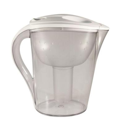 Purlette 8-Cup Water Pitcher with 1 Universal Filter