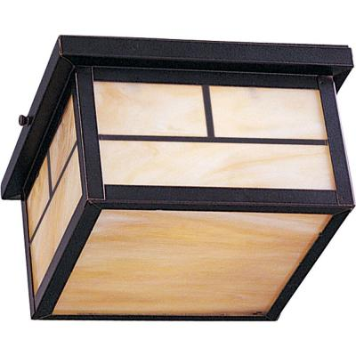 Maxim Lighting Coldwater 2-Light Outdoor Ceiling Mount