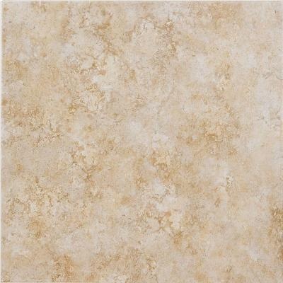18 in. x 18 in. Caribbean Sand Ceramic Floor and Wall Tile Product Photo