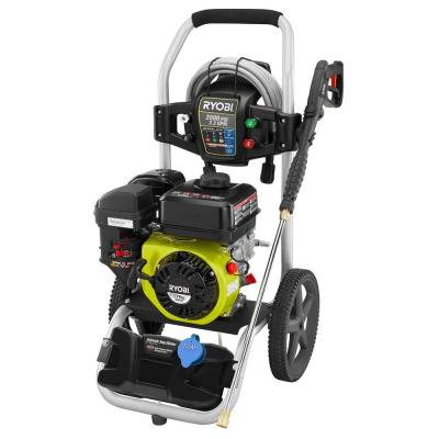 Ryobi 2800-PSI 2.3-GPM 179 cc Gas Pressure Washer with Idle Down