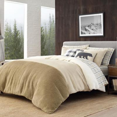 Range Finder Striped Duvet Cover Set